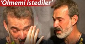 Murat Başoğlu gözyaşlarına boğuldu
