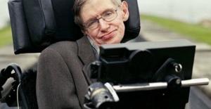 Stephen Hawking, 76 yaşında hayatını kaybetti.