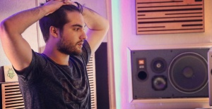 Tolga Şanlı'dan beklenen albüm 'Manzinga'