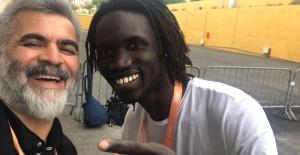 Ferhat Güneyli Dünya Müzikleri Fuarı'na katıldı