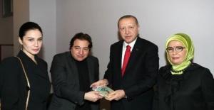 Cumhurbaşkanı Erdoğan, Fazıl Say'ın konserine gitti