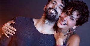Engin Akyürek ve Bergüzar Korel'den Sevgililer Günü çekim pozu!
