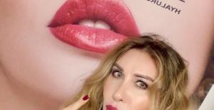 Gizem Özdilli dudaklarına French Kiss dolgu yaptırdı
