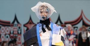 Mercedes-Benz Fashion Week Istanbul renkli görüntülerle başladı