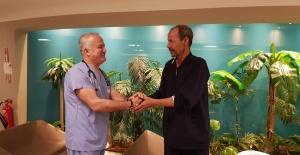 Faslı hasta Akciğer Kanseri tedavisi için Türkiye'yi seçti
