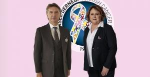 Almula Merter Churm Türk Kanser Derneği'nin yüzü oldu