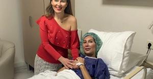 Gizem Özdilli Ameliyat Oldu !