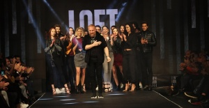 İzmir Fashion Week'te kapanış defilesi Loft'tan