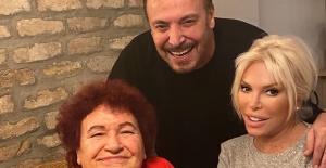 Cenk Eren, Ajda Pekkan ve Selda Bağcan bir araya geldi
