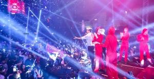 Dosso Dossi'den Bursa da 5 bin kişilik muhteşem parti