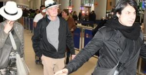 Michael Douglas ve Catherine Zeta-Jones İstanbul'a geldi!