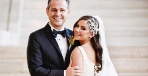 Merve Özbey ve Kenan Koçak evlendi.