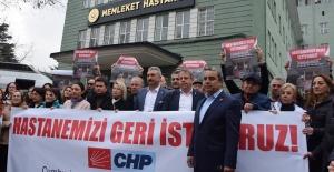 Bursalılar, Bursa Devlet Hastanesi'ni geri istiyor!
