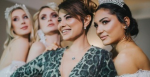 Modacı Pınar Bent'den örnek davranış