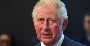 Prens Charles'ın virüs testi pozitif çıktı
