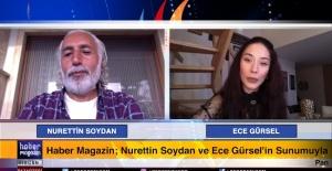 """Nurettin Soydan ve Ece Gürsel'den yeni program: """"Haber Magazin"""""""