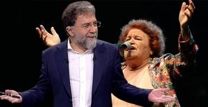 """Selda Bağcan'dan Ahmet Hakan'a yanıt: """"Memleketi karpuz gibi ikiye yardılar"""""""