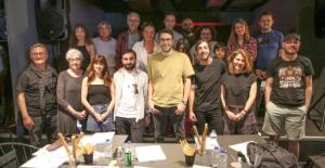 'Aykut Enişte 2' sinema filminin okuma provaları başladı