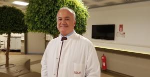 """Doç. Dr. Özkan Demirhan """"Pandemi döneminde akciğer kanseri vakaları arttı."""""""