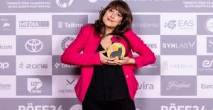 Bir Nefes Daha'nın yönetmeni Nisan Dağ'a 24. Tallinn Black Nights Film Festivali'nden ödül!