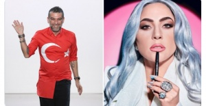 Lady Gaga'dan Hakan Akkaya'ya moral