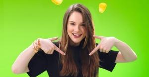 Miray Daner mısır reklâmında oynadı