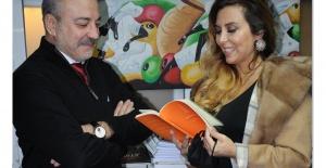Ünlülerin avukatı Edip Önder şiir kitabı çıkarttı
