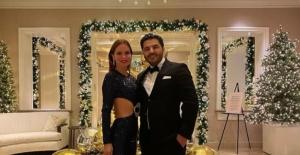 Ebru Şallı Yeni Yıl'a eşiyle Los Angeles'ta girdi