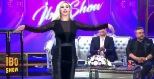 İbo Şov'da Bülent Serttaş'ın oryantal Didem'e bakmaması şaşırttı!