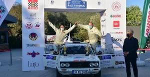 Bodrum Rally keyifli başladı