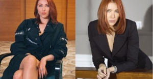 Daniella Rahme, Doğuş'un 'Kıyamam' şarkısına mest oldu video çekti