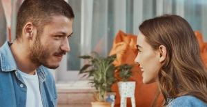 Kubilay Aka ve Hafsanur Sancaktutan birlikte reklam filminde rol aldılar