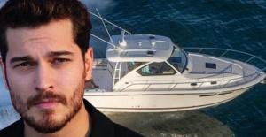 Çağatay Ulusoy balık tutmak için tekne satın aldı