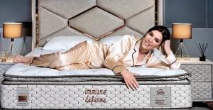 Nebahat Çehre yatak reklamında oynadı