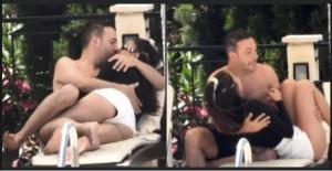 Şezlongta öpüşmeleri olay olmuştu... Demet Özdemir'den açıklama geldi
