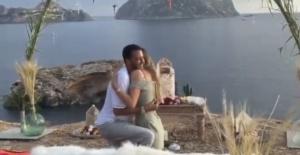 Mohammed Alsaloussi'den Şeyma Subaşı'na romantik evlenme teklifi...