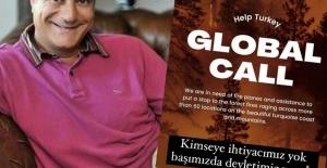Mehmet Ali Erbil'den 'Help Turkey' tepkisi: Kimseye ihtiyacımız yok, başımızda devletimiz var