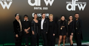 Denizli Fashion Week'ten görkemli açılış