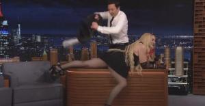 Madonna'dan olay hareket!