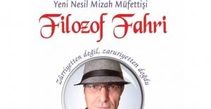 """Veysel Boğatepe'nin """"Filozof Fahri"""" kitabı çıktı"""