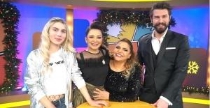 Aleyna Tilki ve Kibariye Show TV için düet yaptı!