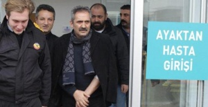 Yavuz Bingöl hastaneye kaldırıldı.
