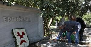 Muhsin Ertuğrul 39. ölüm yıl dönümünde anıldı