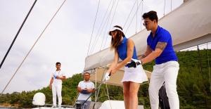 Cemiyet Çocukları'ndan Türkiye'de bir ilk: Yacht Golf