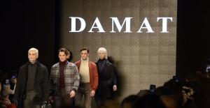 Damat Sonbahar/Kış 2019-20 defilesi Mercedes-Benz Fashion Week'te gerçekleşti