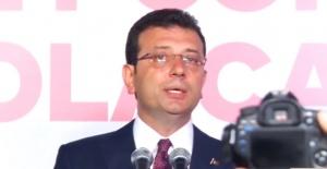 Ekrem İmamoğlu İstanbul Büyükşehir Belediye Başkanı seçildi