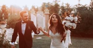 Yönetmen Buğra Karaçam ve Merve Duran hayatını birleştirdi