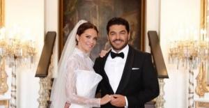 Ebru Şallı ve Uğur Akkuş evlendi