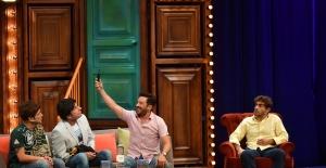 """""""Güldür Güldür Show"""" Harbiye de koparttı!"""
