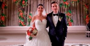 Ecem Paydaşlı ve Ongun Kefeli evlendi